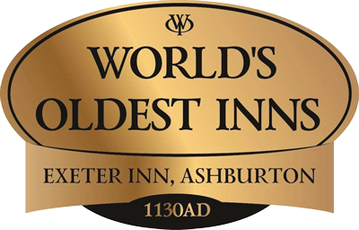 Worlds Oldest Inns plaque