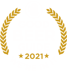 Camra Good Beer Guide 2021 - We're in it